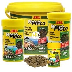 JBL NovoPleco (30310) - Pokarm podstawowy dla małych i średnich glonojadów