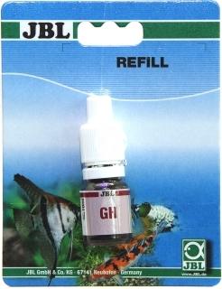 JBL Uzupełnienie testu na gH(Twardość Ogólną) (25351) - Odczynnik uzupełniający Test gH