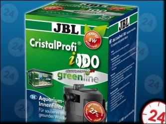 Jbl Cristalprofi i100 Greenline | Modułowy filtr wewnętrzny do akwarium 90-160L