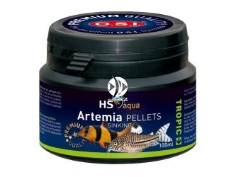 OSI Artemia Pellets 100ml (70g) | Pokarm w granulacie dla ryb dennych
