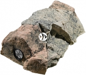 Back To Nature Rock module C (03000052) - Ozdoba imitująca kamień do akwarium lub terrarium