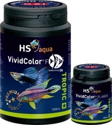 O.S.I. Vivid Color Flakes (0030132) - Pływająco tonący pokarm dla ryb tropikalnych