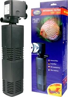 AQUA NOVA Internal Filter NBF-1800 (NBF-1800) - Wydajny filtr wewnętrzny do akwarium do 250l o mocy 30W