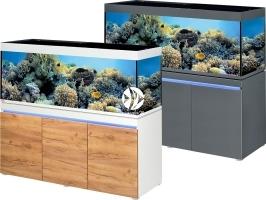 EHEIM Incpiria Marine 530 (695511) - Zestaw akwariowy z szafką i oświetleniem LED.