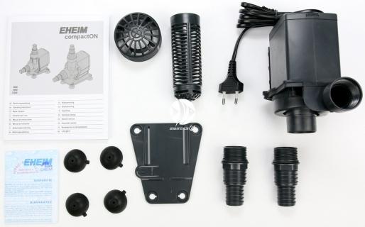 EHEIM CompactON (1020220) - Pompa obiegowa do akwarium