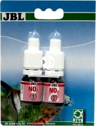 JBL Uzupełnienie testu na NO2(Azotyny) (25371) - Odczynniki uzupełniające test NO2