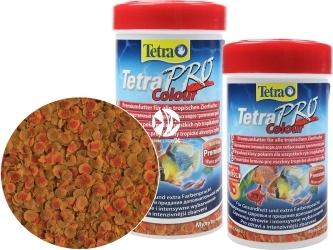 TETRA TetraPro Colour (T140646) - Pokarm w chrupkach wzmacniający wybarwienie.