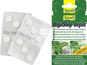 TETRA AlgoStop Depot 12 tab. (T157743) - Tabletki zwalczające glony.