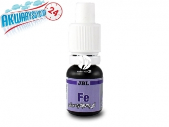 JBL uzupełnienie testu na Fe(Żelazo)