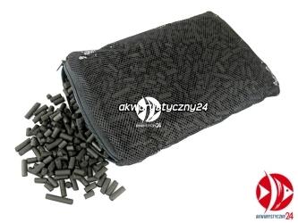Aqua-Nova węgiel aktywowany 1kg | Wkład do filtra oczyszczający i klarujący wodę.