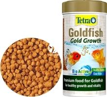 TETRA Goldfish Gold Growth 250 ml (T753143) - Pokarm w granulkach wzmacniający wzrost oraz poprawiający kondycję złotych rybek.