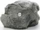 EKOL Kamień (KH-42) - Dekoracyjna skałka akwariowa. Szary