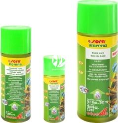 SERA Florena - Nawóz dla roślin akwariowych zapewniający bujną, soczystą zieleń.