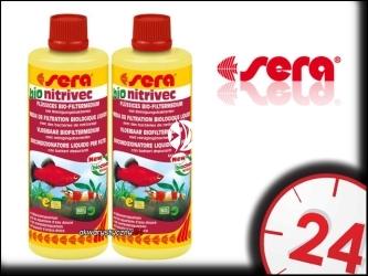 SERA BIO NITRIVEC - Bakterie nitryfikacyjne