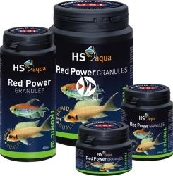 OSI Red Power Granules | Smakowity pokarm dla ryb morskich i słodkowodnych