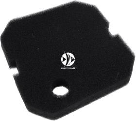 AQUA NOVA Czarna gąbka - Czarna gąbka do filtrów NCF-600/800