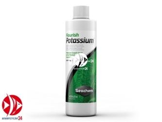 SEACHEM POTASSIUM | Nawóz potasowy, potas dla roślin akwariowych