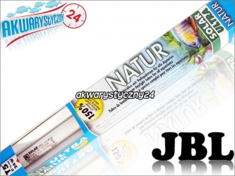 JBL SOLAR ULTRA NATUR T5 55cm(550mm), 24W - Świetlówka T5 do akwarium słodkowodnego o pełnym spektrum światła.
