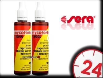 SERA Mycoforte 50ml - Lek przeciwko grzybicy i pasożytom