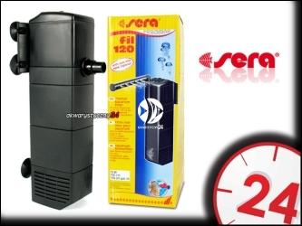 SERA FIL 120 - Filtr wewnętrzny do akwarium do 120l