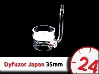 SZKLANY DYFUZOR CO2 (Japan) 35mm