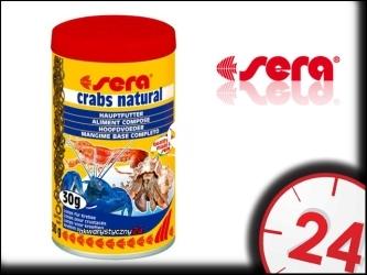 SERA CRABS NATURAL 100ml - Specjalny pokarm dal raków i krabów