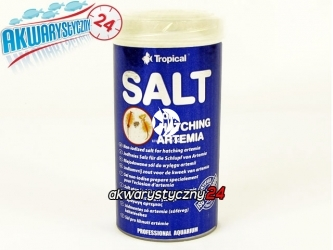 Tropical Salt 300g/250ml - Specjalna niejodowana sól do wylęgu artemii