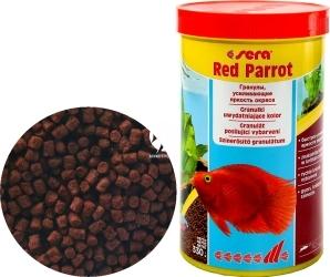SERA Red Parrot 1000ml (00413) - Pływający pokarm dla pielęgnic papuzich