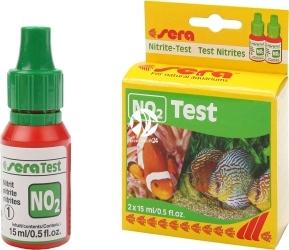 SERA NO2 Test - Test na azotyny do wody słodkiej i słonej