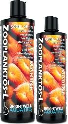 BRIGHTWELL AQUATICS (Termin: 11.2020) Zooplanktos-L (ZPL500) - Zawiesina zooplanktonu w rozmiarze 500-2000 um dla ryb, korali twardych, małży, filtratorów.