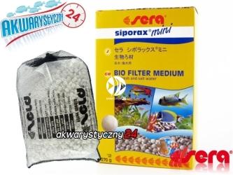 SERA SIPORAX MINI 270g - Biologiczny wkład do filtra w akwarium