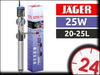 EHEIM thermocontrol 25W (3611010) | Niezawodna grzałka do akwarium (dawny JAGER)
