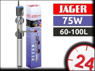 EHEIM thermocontrol 75W (3613010) | Niezawodna grzałka do akwarium (dawny JAGER)