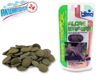 HIKARI Algae Wafers 250g | pokarm dla glonojadów najwyższej jakości