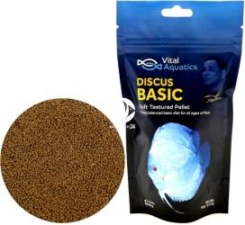 VITAL AQUATICS Discus Basic (DB090) - Tonący pokarm w granulkach dla paletek