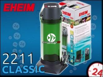 EHEIM CLASSIC 2211 (2211010) - Filtr zewnętrzny do akwarium 50-150l