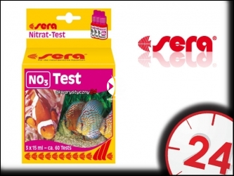 SERA NO3 TEST - Test do akwarium na azotany