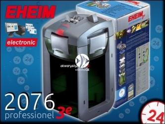 EHEIM PROFESSIONEL 3e 2076 (2076010) | Elektroniczny filtr zewnętrzny do akwarium 240-450l