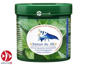 Naturefood Premium Aty XXS 100g | Pokarm dla krewetek filtrujących
