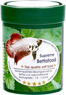 NATUREFOOD Supreme Bettafood 55g (38800) - Tonący pokarm dla bojowników