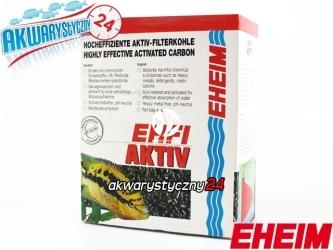 EHEIM AKTIV 1L (2513101) | Wysoko absorbcyjny węgiel aktywny do akwarium