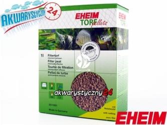 EHEIM TORF PELLETS 1L + TOREBKA (2511051) | Wkład torfowy do akwarium