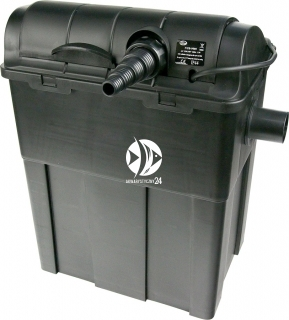 AQUA NOVA Pond Filter NUB-12000 + UV (NUB-12000) - Filtr przelewowy z lampą UV do oczka wodnego