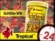 TROPICAL ICHTIO-VIT - Wieloskładnikowy, podstawowy pokarm płatkowany 185g/1L